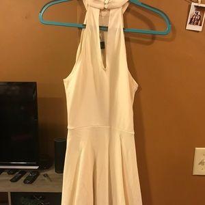 American Apparel Cream Dress